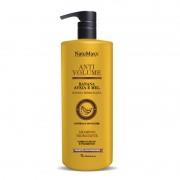 Natumaxx Anti Volume Banana, Aveia e Mel - Shampoo 1L
