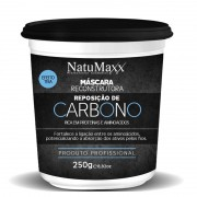 Natumaxx Reposição de Carbono - Mascara 250g