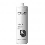 Oxidante Profissional 6 Volumes 900ml Cadiveu