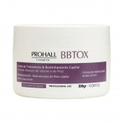 Prohall BBtox Max Repair - Mascara Realinhamento Capilar 300g