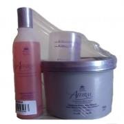 Refil Hidróxido de Guanidina 900gr + Líquido Ativador 265ml Avlon Affirm Relaxamento - G