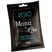 Retrô Cosméticos Máscar Redutora Mona & Lisa 50gr