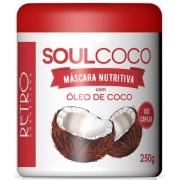 Retrô Cosméticos Máscara Soul Coco 250gr