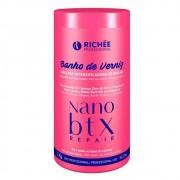 Richée Professional Nano Botox Repair Banho de Verniz - Máscara Capilar 1Kg - T