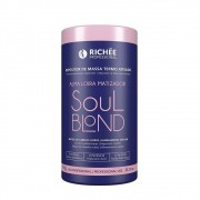 Richée Professional Soul Blond - Repositor de Massa Termo Ativado 1Kg - R