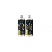 Salvatore Blue Gold - Escova Progressiva Italiana 2x1000ml - R