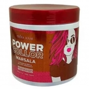Troia Hair Power Collor Máscara Marsala 500g