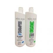 Troia Hair Semi Definitiva Organic 2x1L