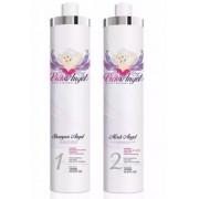 Vick Angel Kit Escova Progressiva 2x1L-R