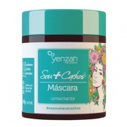 Yenzah Sou + Cachos - Mascara Umectante 480g