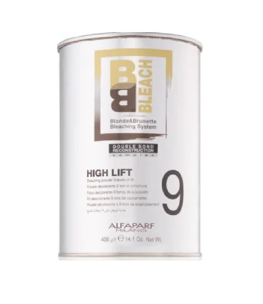 Alfaparf BB Bleach Pó descolorante 9 tons 400gr