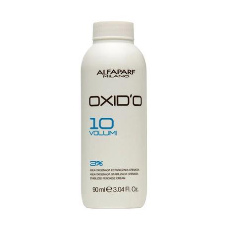 Alfaparf Oxidante Água Oxigenada 90ml - 30 Volumes