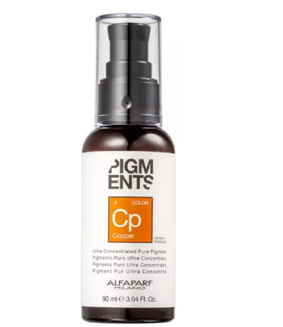 Alfaparf Pigments Ultra Concentrado Pigmentos Puro 90ml - Cor Cooper. 4