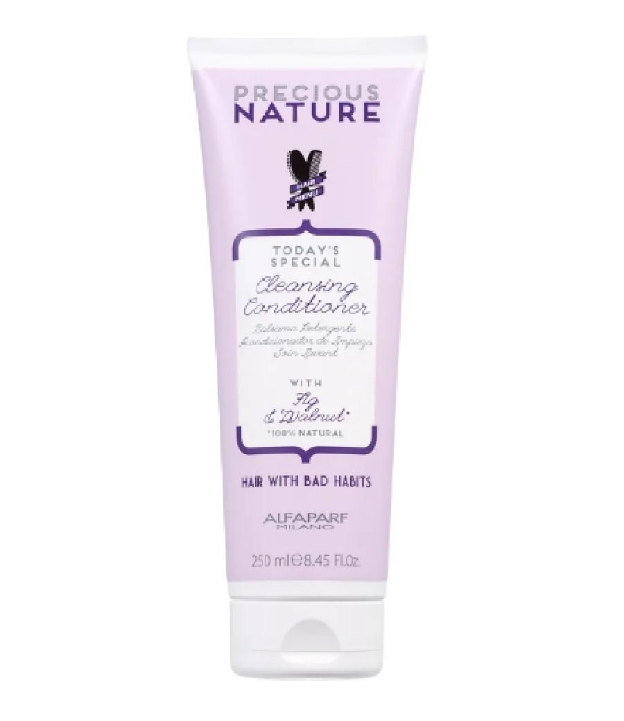 Alfaparf Precious Nature Bad Hair Habits Cleansing - Condicionador Co-Wash 250ml