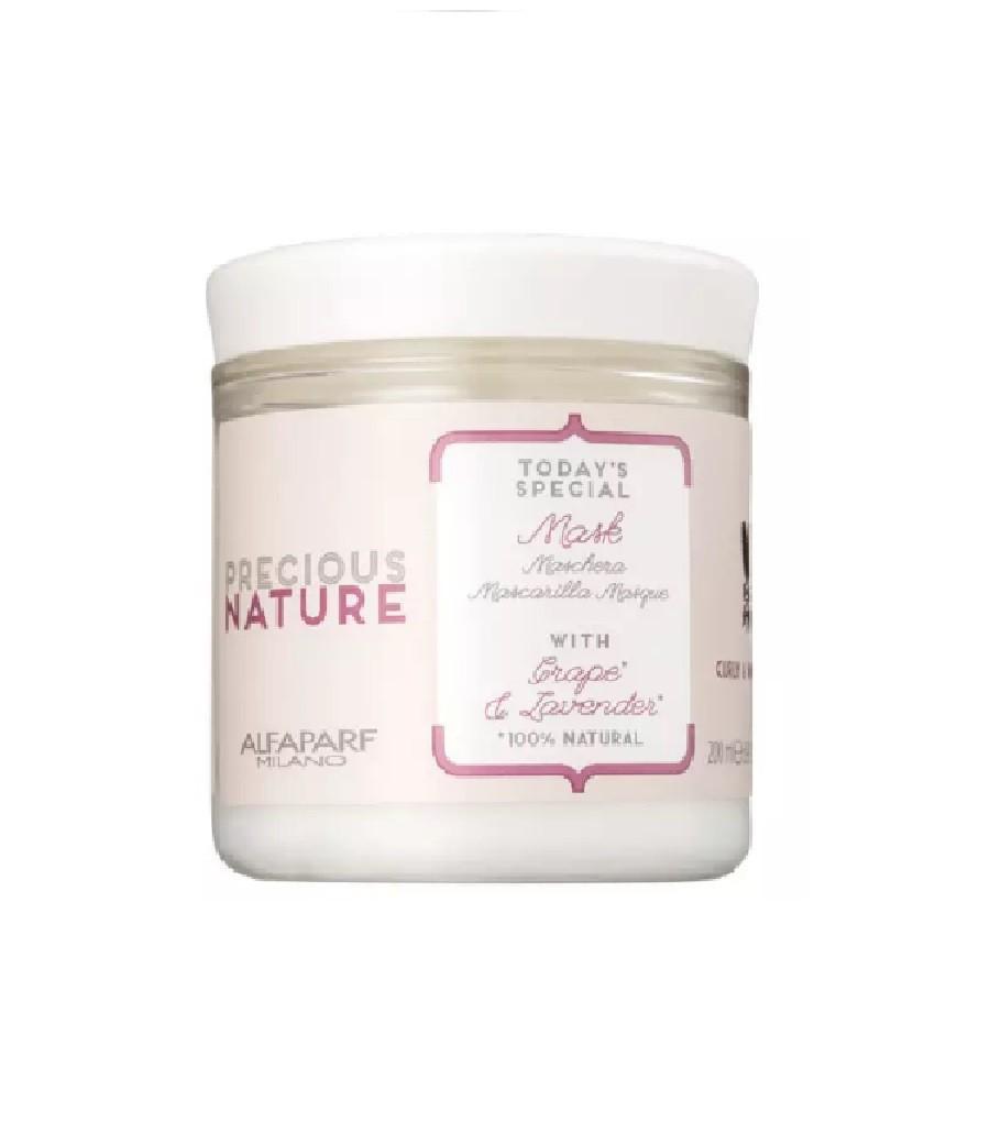 Alfaparf Precious Nature Curly & Wavy Hair - Máscara Capilar 200ml
