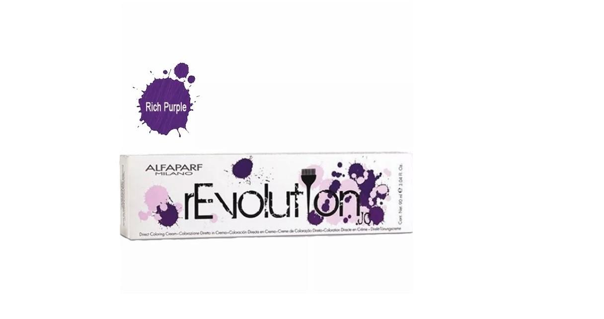 Alfaparf Revolution Tonalizante Purple 90ml