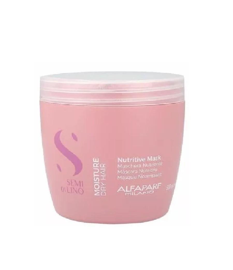 Alfaparf Semi Di Lino Moisture Nutritive Mask 500ml