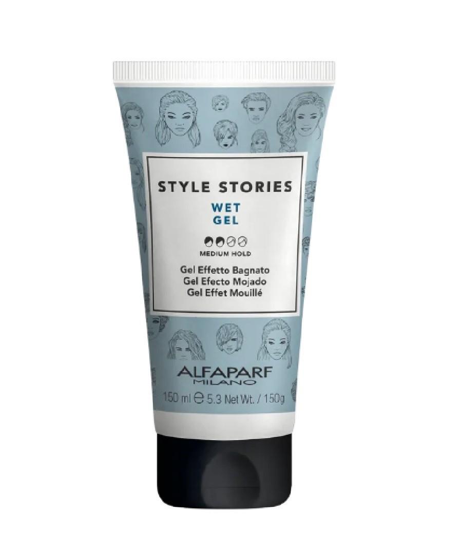 Alfaparf Style Stories Wet - Gel Texturizador 150ml