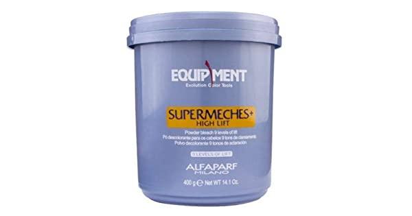 Alfaparf Supermeches Pó Descolorante High Lift 400g
