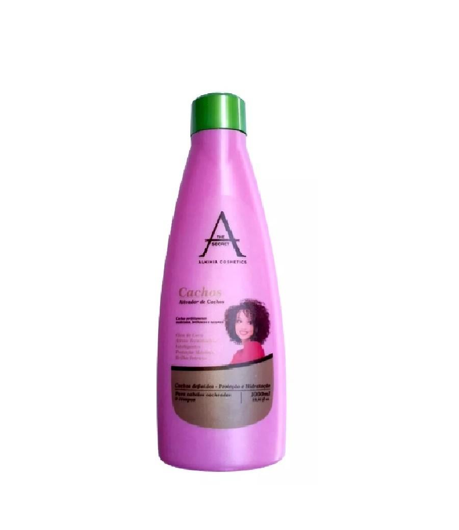 Alkimia Cosmetics Ativador De Cachos - 1L