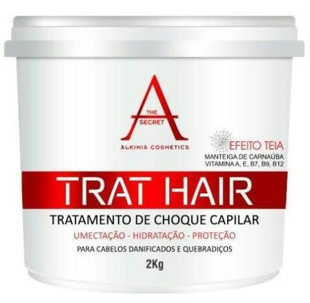 Alkimia Cosmetics Mascara Trat Hair - 2Kg