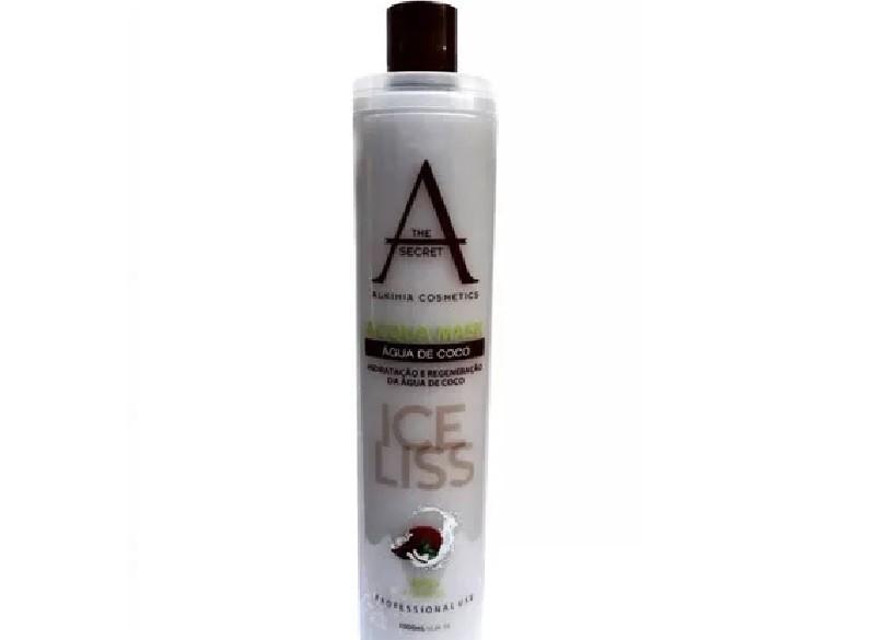 Alkimia Cosmetics Progressiva Ice Liss Zero Formol - 900ml
