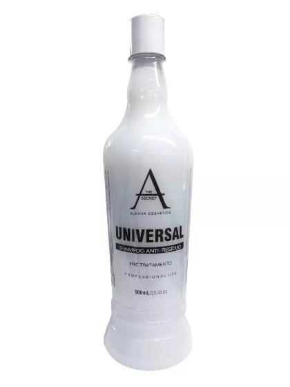 Alkimia Cosmetics Shampoo Anti-resíduos Universal 1L