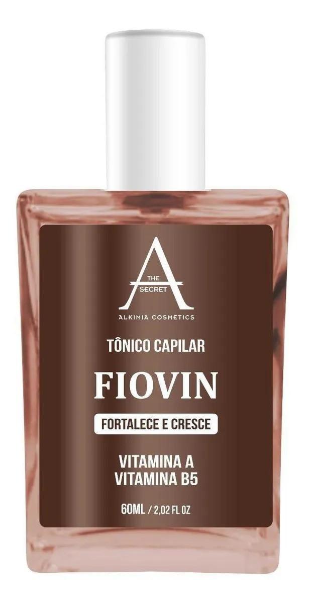 Alkimia Cosmetics Tônico Capilar Fiovin 60ml