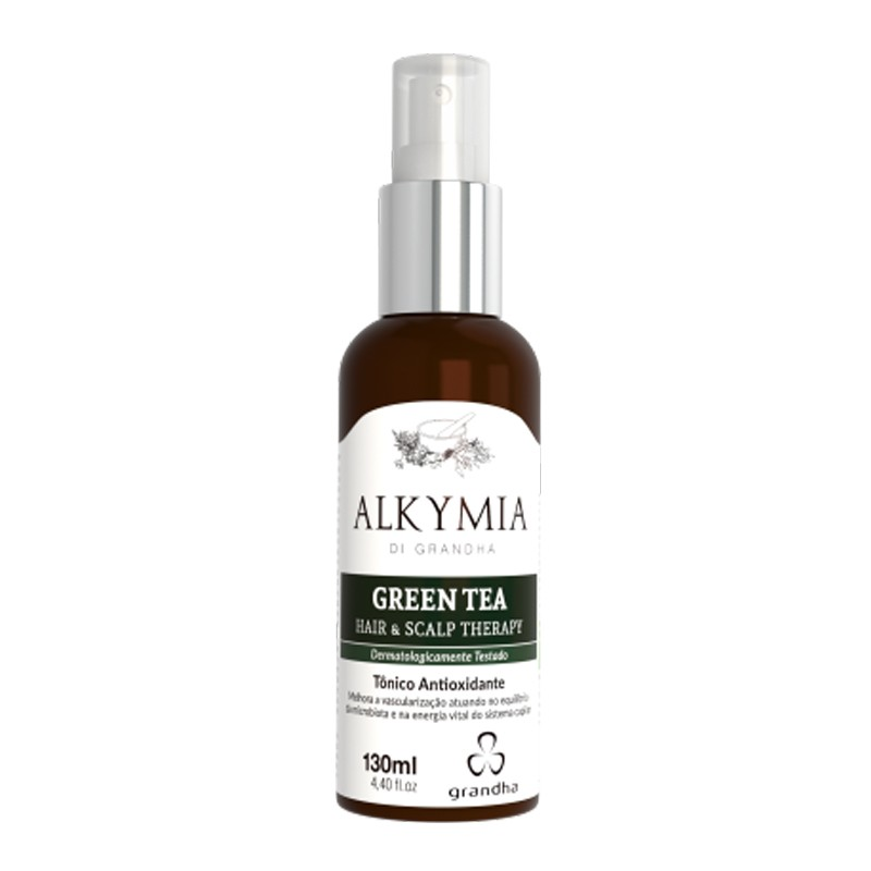 Alkymia Di Grandha - Green Tea Hair & Scalp Therapy 130ml