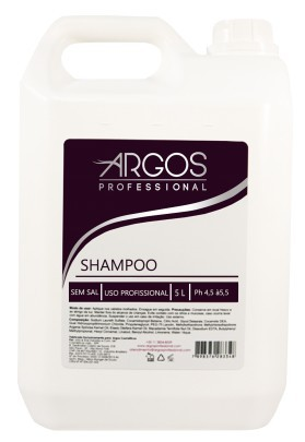 Argos Professional Shampoo Lavatório 5L - T