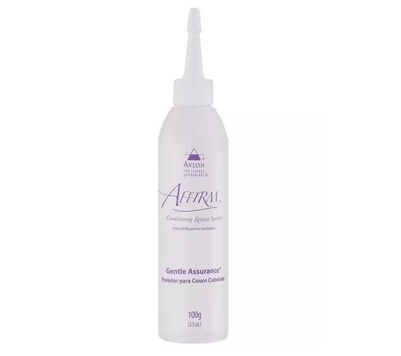 Avlon Affirm Gentle Assurance Protetor de Couro 100g - G