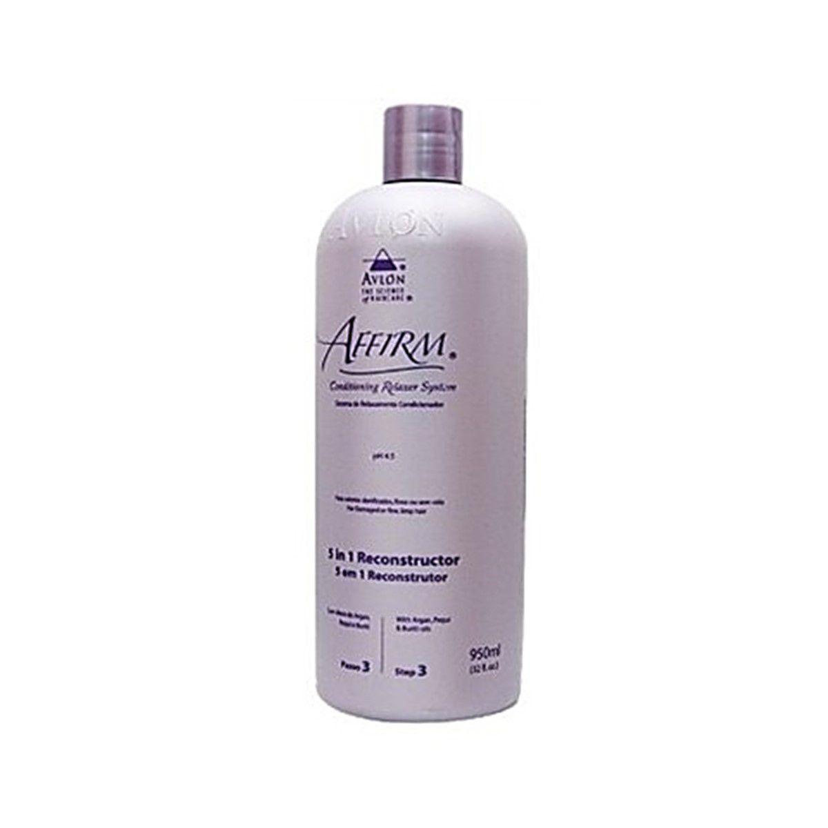 Avlon Affirm Moisture Plus Normalizing Shampoo 950ml - G
