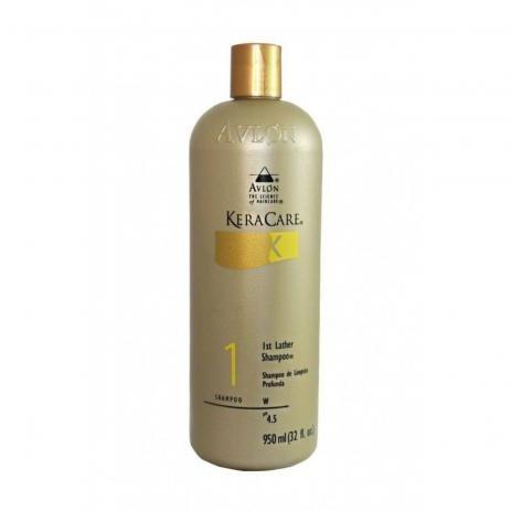Avlon KeraCare Shampoo First Lather 950ml - G