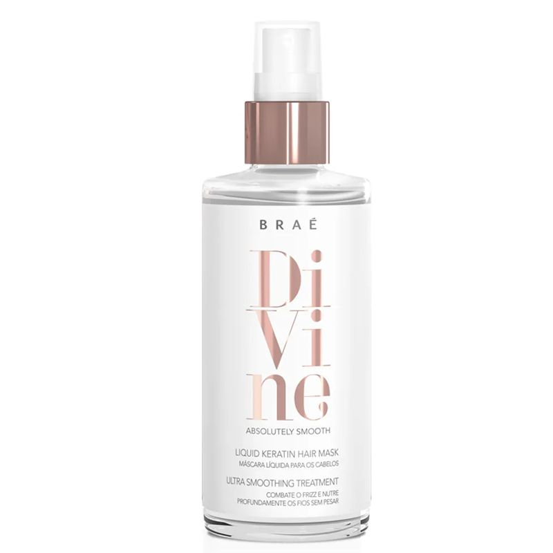 Braé Divine Home Care Absolutely Smooth - Máscara Liquida 60ml
