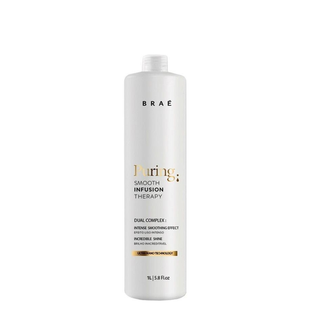 Braé Puring Smooth Infusion Therapy 1L