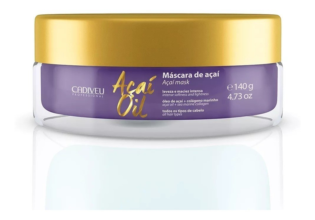 Cadiveu Açaí Oil Máscara 140g - P