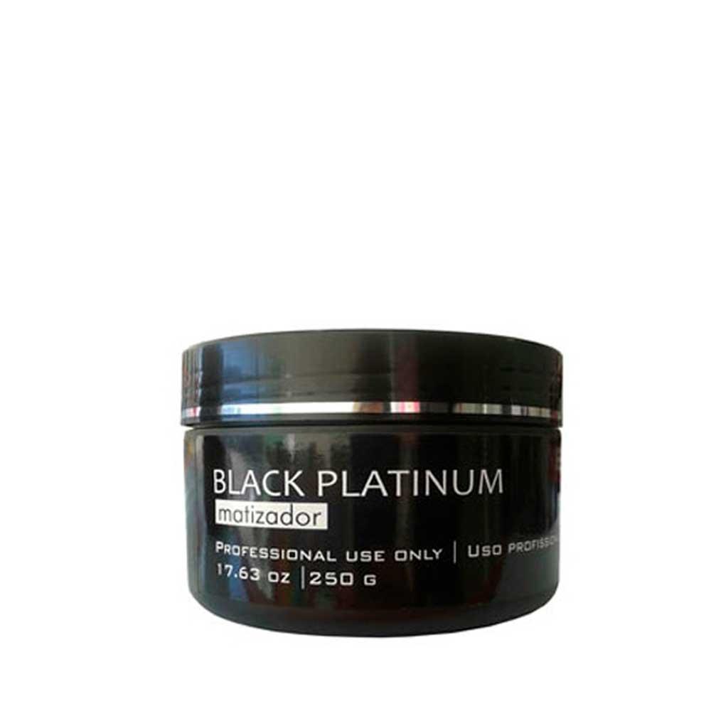 Capelli Máscara Matizadora Para Loiras Black Platinum 250g - R
