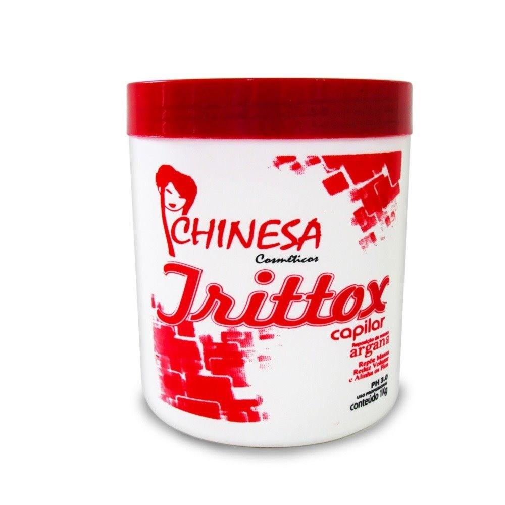 Chinesa Cosméticos Trittox Redutor de Volume Sem Formol 1kg - T