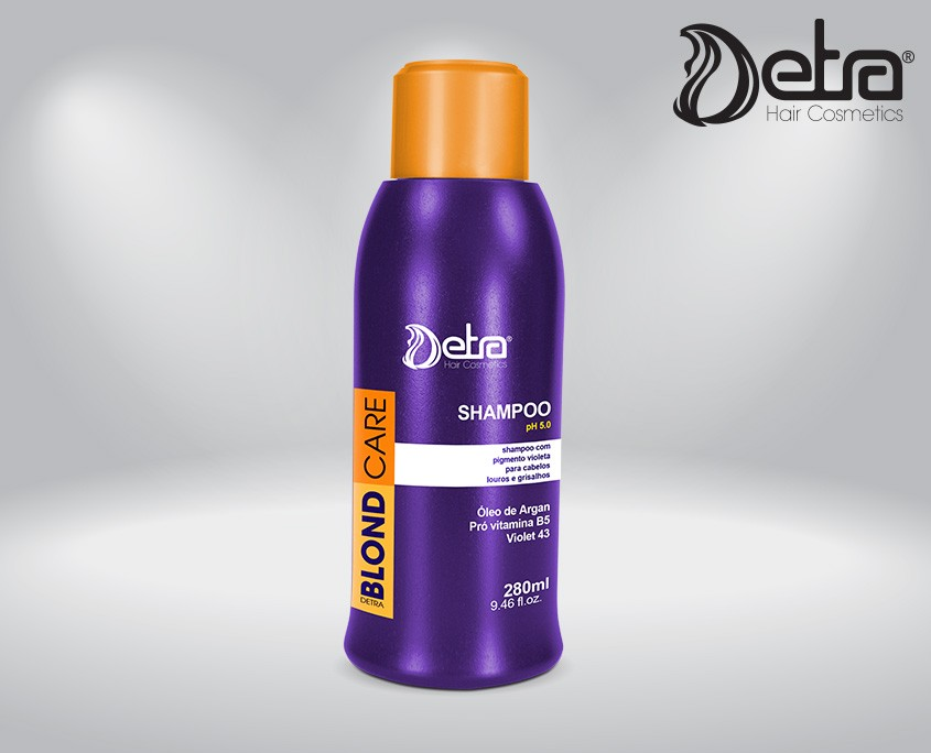 Detra Blond Care Shampoo 280ml - R