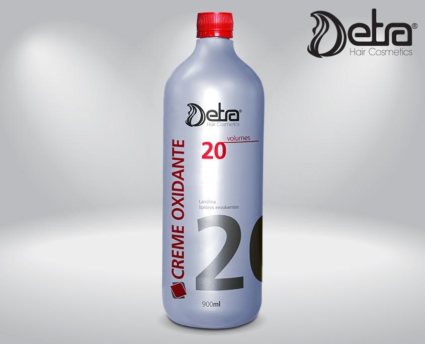 Detra Creme Oxidante Detra 20 Volumes 900ml - Ox Detra Vol. 20 - R