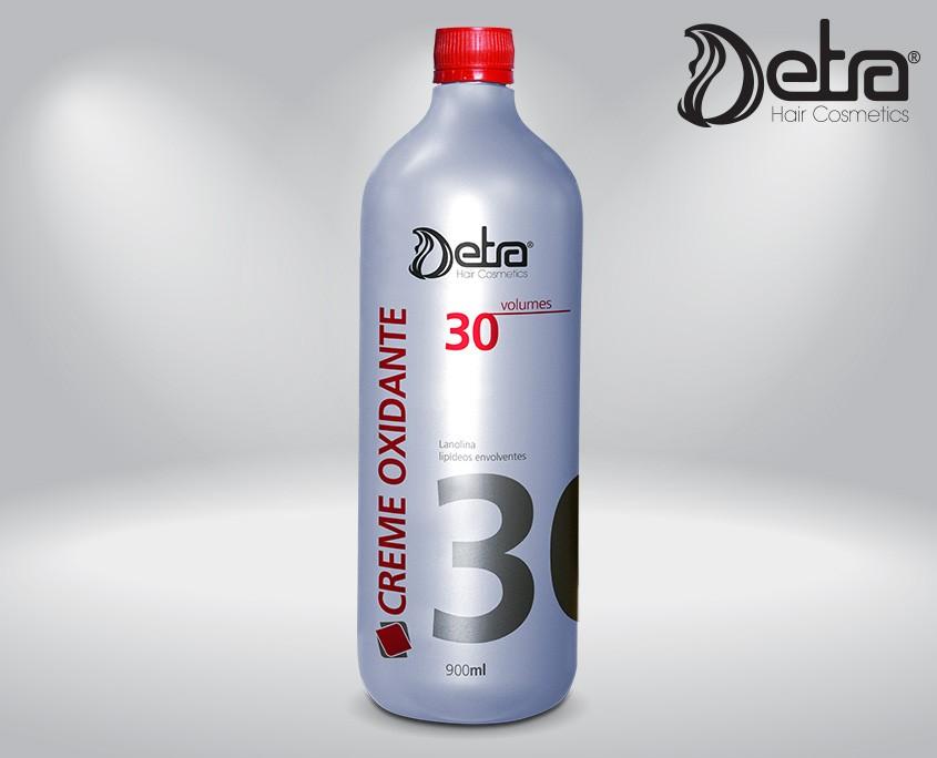Detra Creme Oxidante Detra 30 Volumes 900ml - Ox Detra Vol. 30 - R
