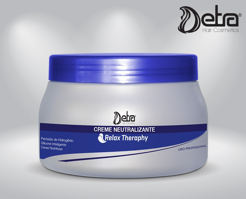 Detra Relax Therapy Creme Neutralizante 500gr - R