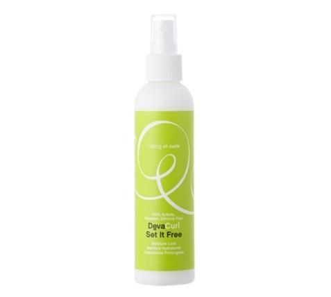 Deva Curl Set It Free - Spray Anti-Frizz - 120ml - G