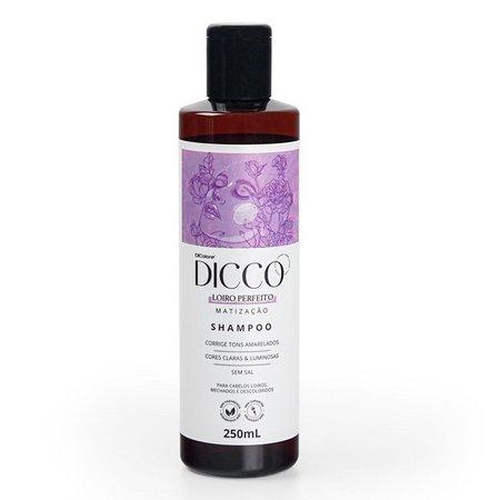 Dicco Loiro Perfeito Shampoo 250g