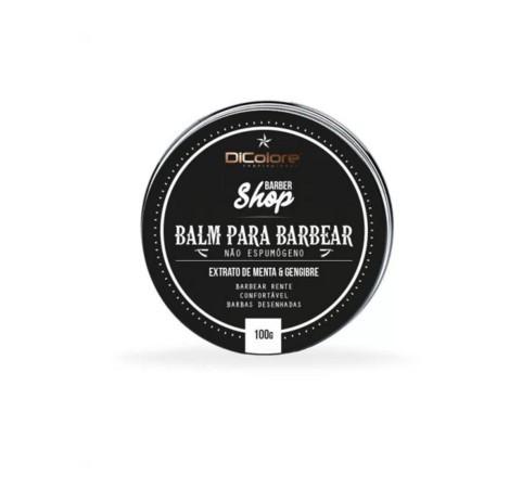 Dicolore Balm Para Barbear Não Espumógeno 100gr - ST