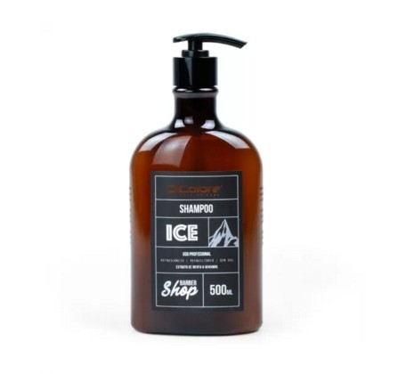 Dicolore Barbershop Ice Shampoo 240ml - ST