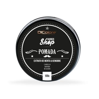 Dicolore Barbershop Pomada Barba/Cabelo/Bigode 100gr - ST