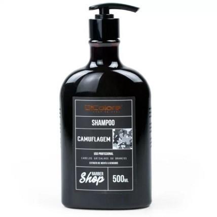 Dicolore Barbershop Shampoo Camuflagem 240ml - ST