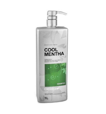 DiColore Cool Mentha Shampoo 1Lt - ST