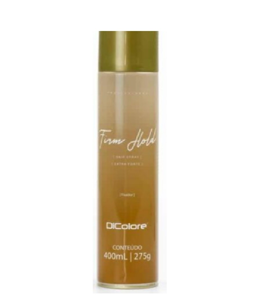 Dicolore Spray Fixador Firm Hold 400gr